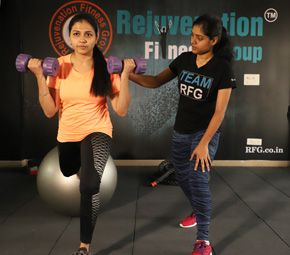 Rejuvenation Fitness Group Personal Fitness Trainer
